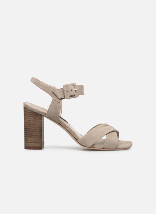 Sandali e scarpe aperte Parallèle XAKANDA Beige immagine posteriore