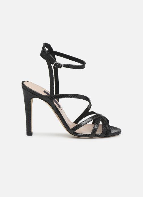 Sandales et nu-pieds Parallèle YADUA Noir vue derrière