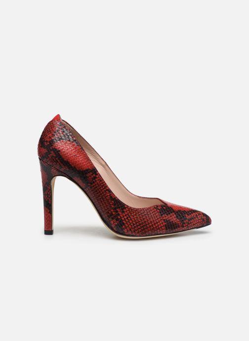 Zapatos de tacón Parallèle ZIRTA Rojo vistra trasera