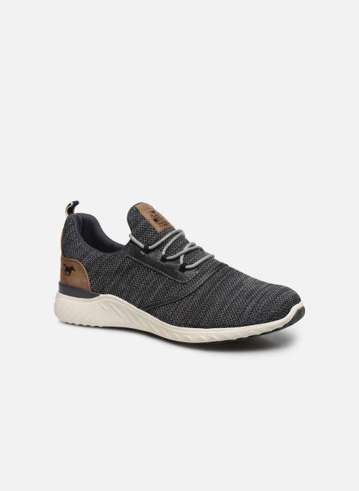 Baskets Mustang shoes Kipsi Noir vue détail/paire