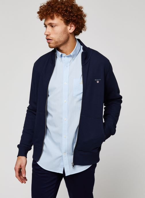 Gilet - The Original Full Zip Cardigan