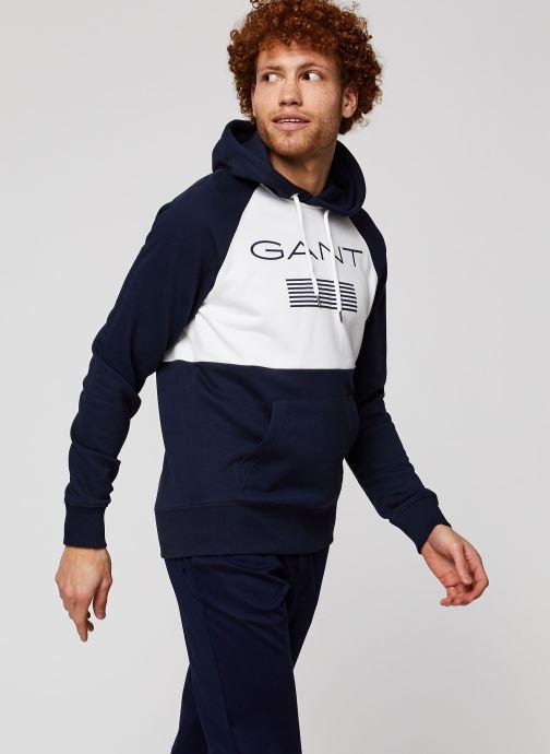 Vêtements Accessoires Gant Stripe Sweat Hoodie