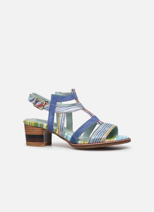 Sandales et nu-pieds Laura Vita DIEGO 03 Bleu vue derrière