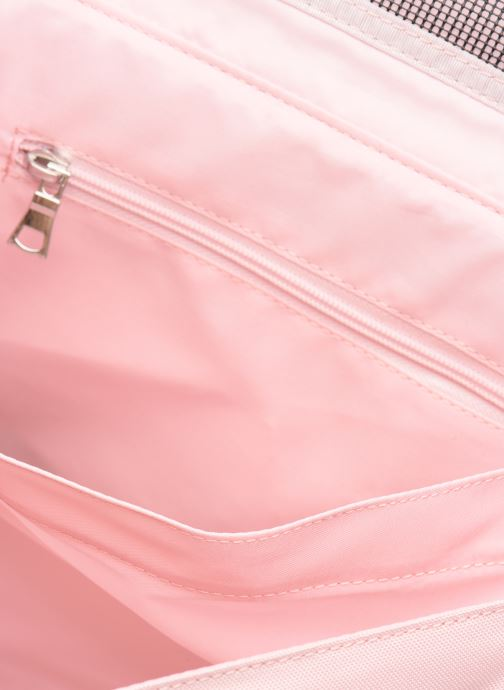 Schooltassen Tann's NINON 38CM Roze achterkant
