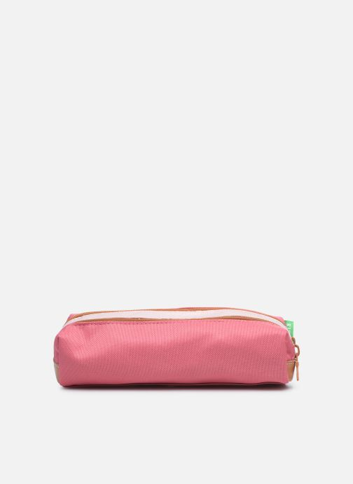Schooltassen Tann's NINON TROUSSE DOUBLE Roze voorkant