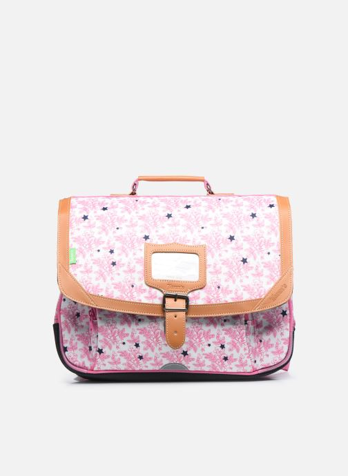 Cartable double compartiment CAMELIA Rose 38CM
