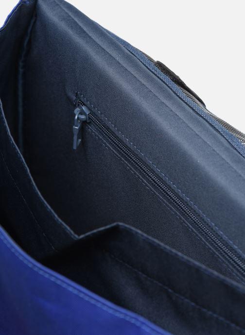 Schooltassen Tann's MARIN 38CM Blauw achterkant