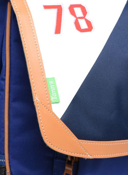 Scolaire Tann's MARIN 38CM Bleu vue gauche
