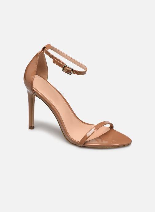 Sandales et nu-pieds Steve Madden ABBY Marron vue détail/paire