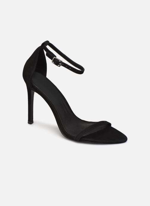 Sandales et nu-pieds Steve Madden ABBY Noir vue détail/paire