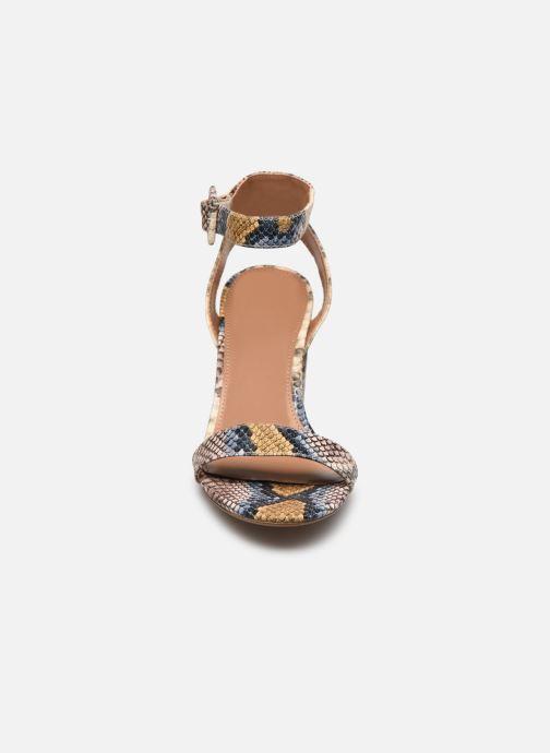 Sandales et nu-pieds Steve Madden MALIA Multicolore vue portées chaussures