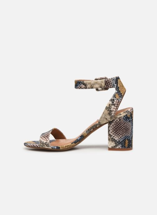 Sandales et nu-pieds Steve Madden MALIA Multicolore vue face