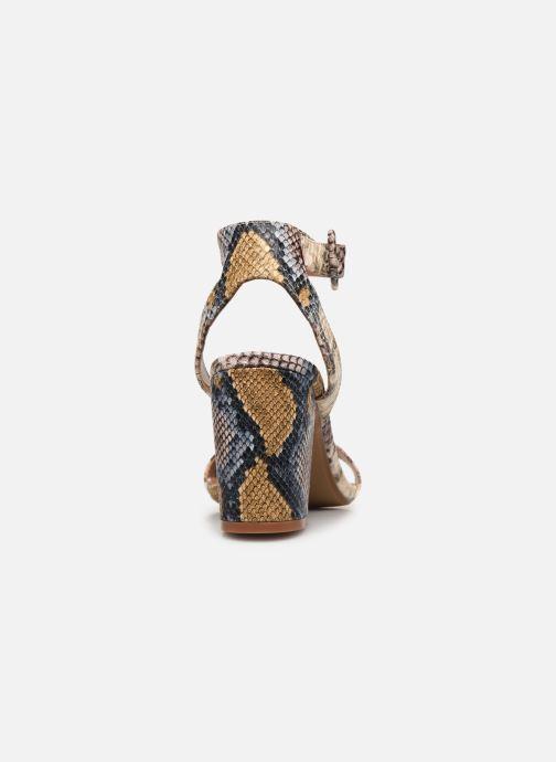 Sandales et nu-pieds Steve Madden MALIA Multicolore vue droite