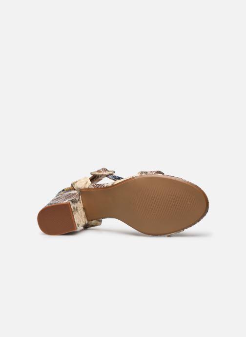 Sandales et nu-pieds Steve Madden MALIA Multicolore vue haut