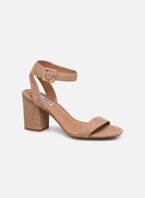 Sandales et nu-pieds Steve Madden MALIA Marron vue détail/paire
