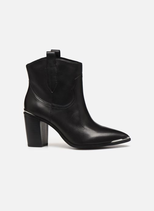 Boots en enkellaarsjes Steve Madden ZORA Zwart achterkant