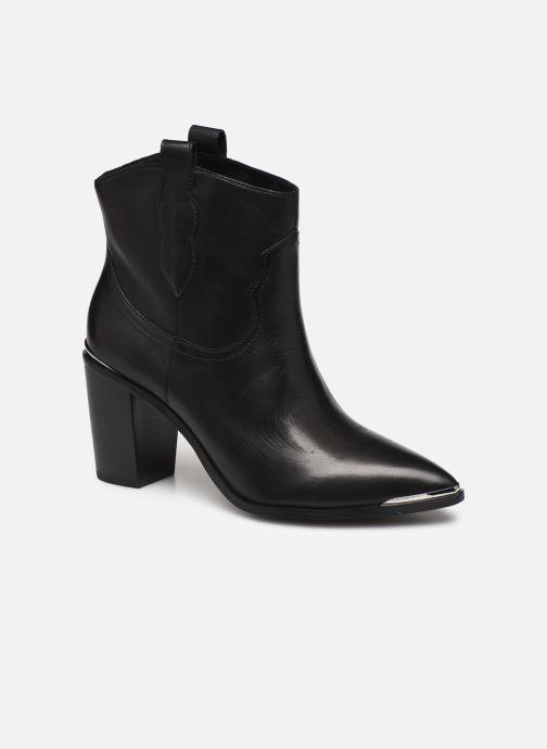 Boots en enkellaarsjes Steve Madden ZORA Zwart detail