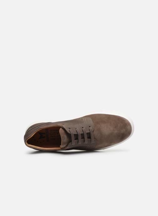 Sneaker Mephisto Calisto grau ansicht von links
