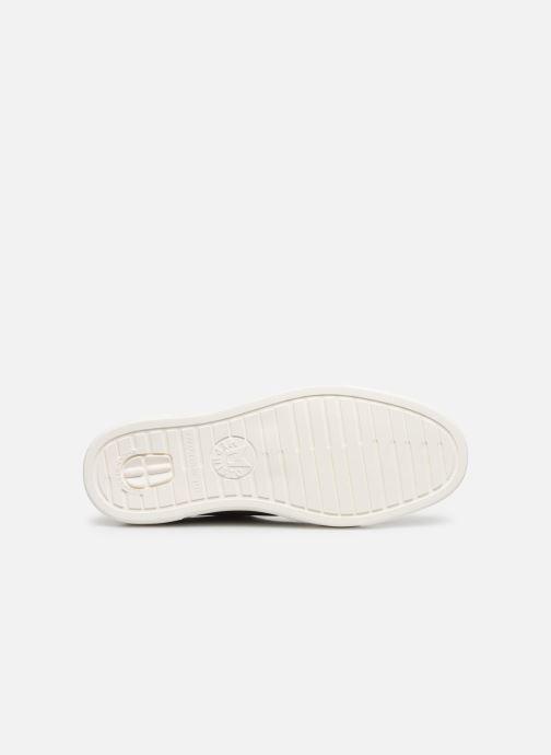 Sneaker Mephisto Calisto grau ansicht von oben
