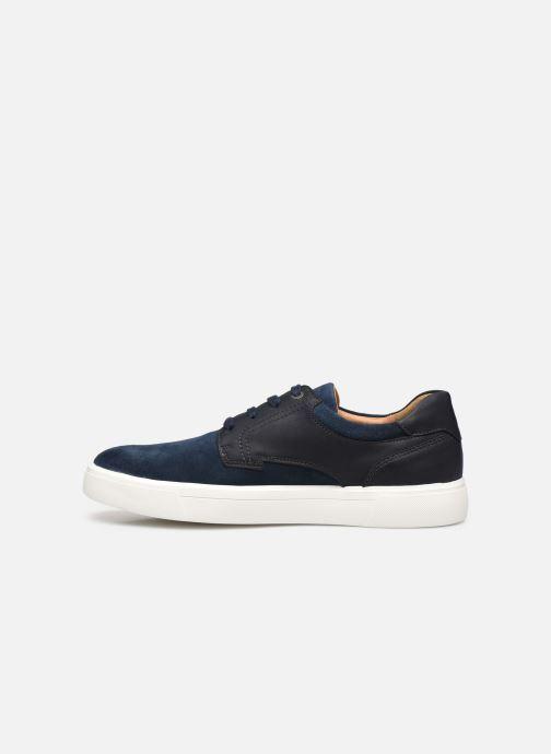 Sneakers Mephisto Calisto Azzurro immagine frontale