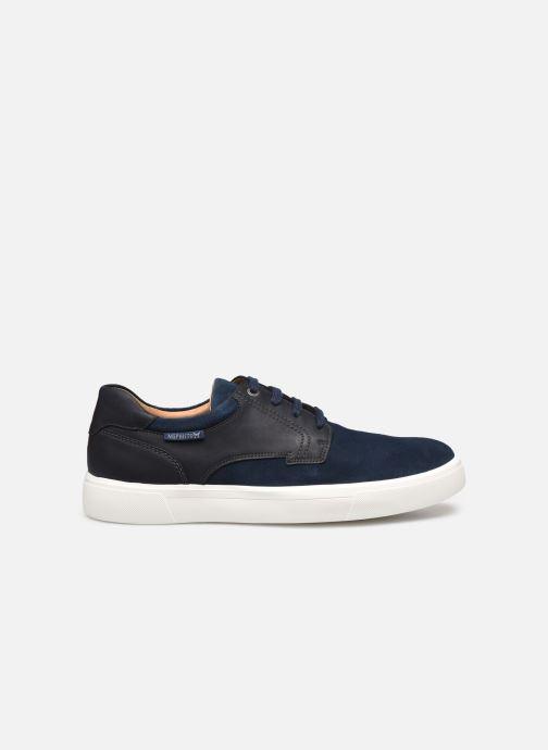 Sneakers Mephisto Calisto Azzurro immagine posteriore