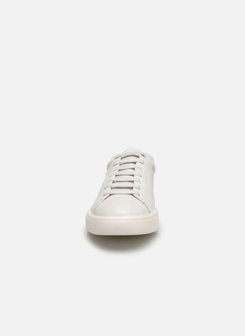 Sneaker Mephisto Cristiano weiß schuhe getragen
