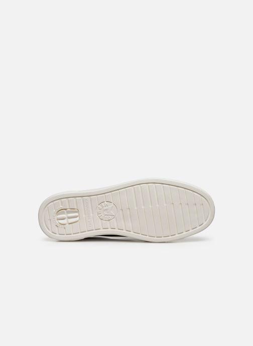 Sneakers Mephisto Cristiano Marrone immagine dall'alto