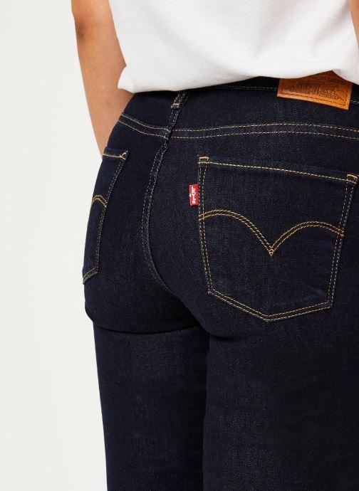 Vêtements Levi's Jean slim 712 Slim Bleu vue face