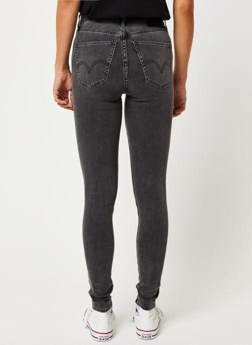 Kleding Levi's Jean skinny Mile High Super Skinny Grijs model
