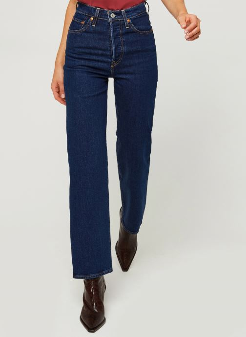 Jean droit Ribcage Straight Ankle