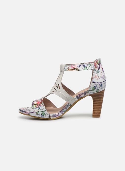Sandales et nu-pieds Laura Vita Alcbaneo 96 Blanc vue face
