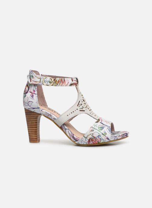 Sandales et nu-pieds Laura Vita Alcbaneo 96 Blanc vue derrière