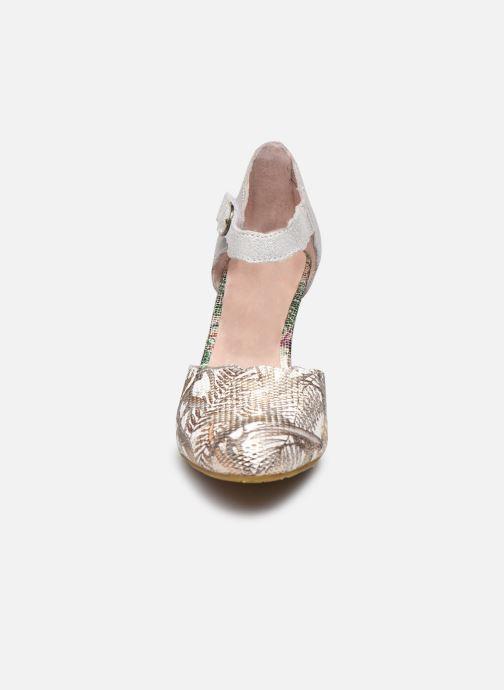 Høje hæle Laura Vita Albaneo 54 Beige se skoene på