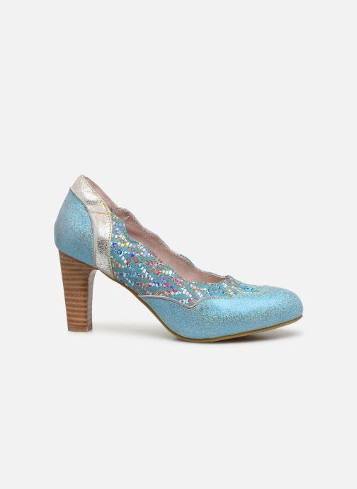Zapatos de tacón Laura Vita Alcbaneo 56 Azul vistra trasera