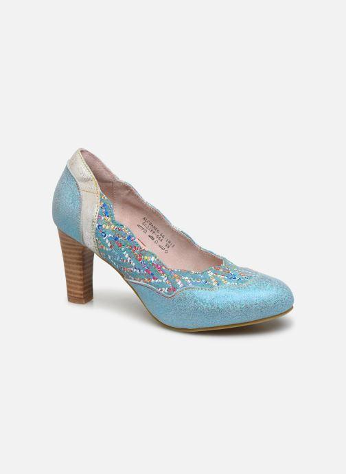 Zapatos de tacón Laura Vita Alcbaneo 56 Azul vista de detalle / par