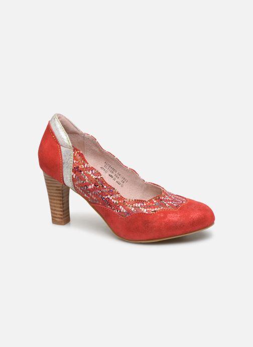 Zapatos de tacón Laura Vita Alcbaneo 56 Rojo vista de detalle / par