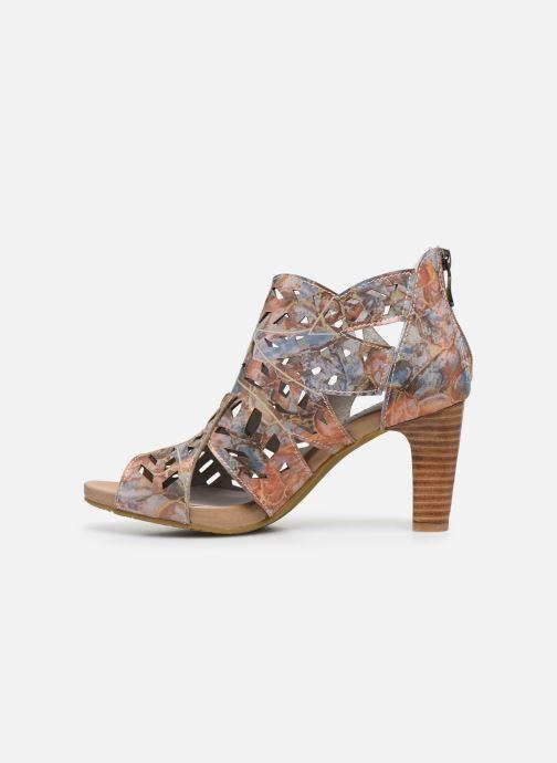 Zapatos de tacón Laura Vita Alcbaneo 24 Multicolor vista de frente