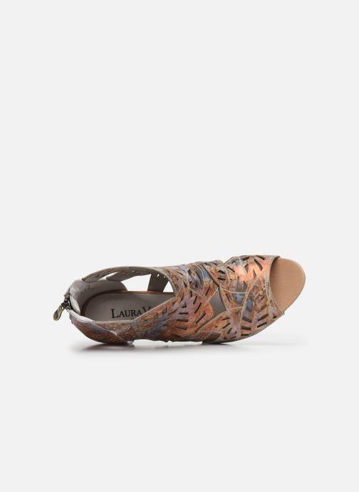 Zapatos de tacón Laura Vita Alcbaneo 24 Multicolor vista lateral izquierda