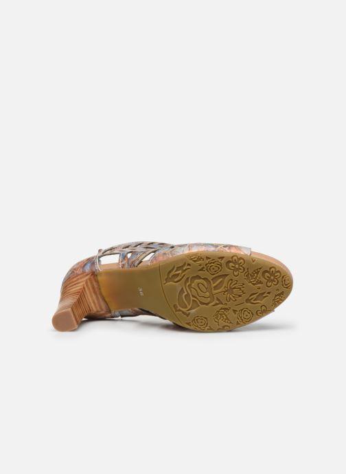 Zapatos de tacón Laura Vita Alcbaneo 24 Multicolor vista de arriba