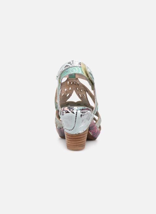 Sandales et nu-pieds Laura Vita Beclforto 11 Bleu vue droite