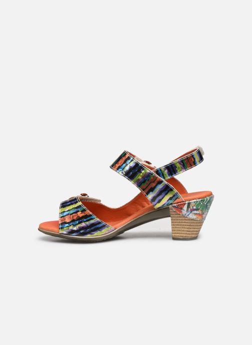 Sandales et nu-pieds Laura Vita Becttinoo 223 Multicolore vue face