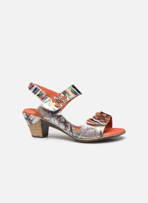 Sandales et nu-pieds Laura Vita Becttinoo 223 Multicolore vue derrière