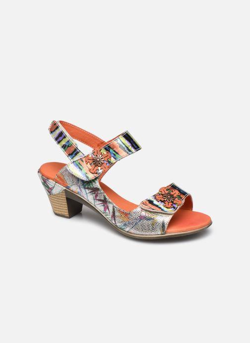 Sandales et nu-pieds Laura Vita Becttinoo 223 Multicolore vue détail/paire
