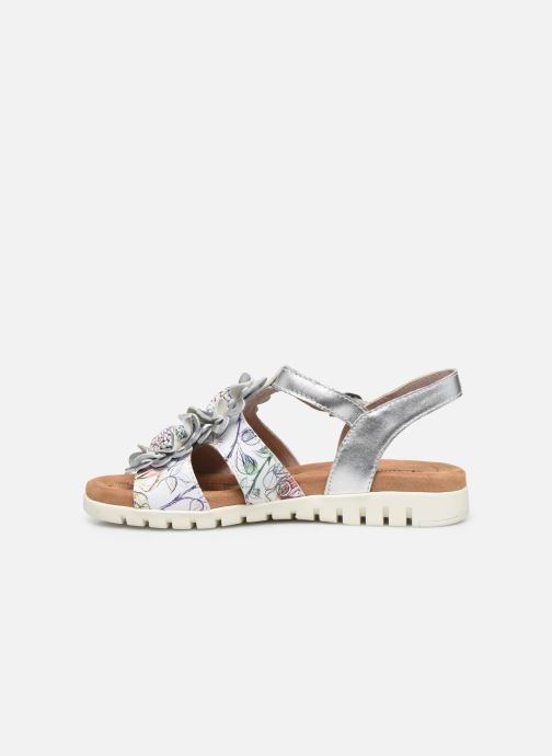 Sandales et nu-pieds Laura Vita Docbbyo 041 Blanc vue face