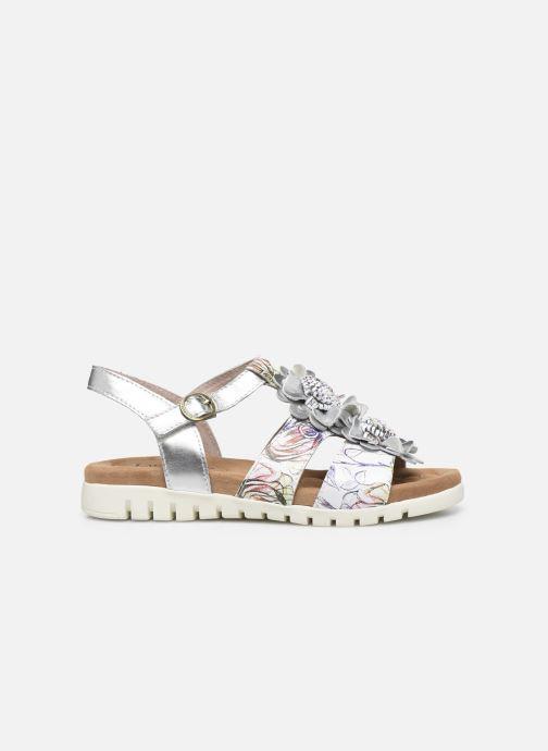 Sandales et nu-pieds Laura Vita Docbbyo 041 Blanc vue derrière