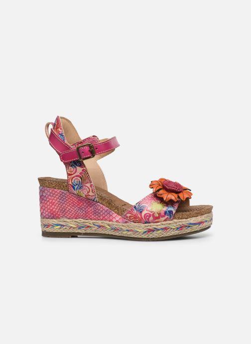 Sandales et nu-pieds Laura Vita Facyo 06 Rose vue derrière