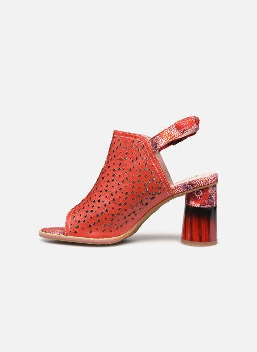 Sandali e scarpe aperte Laura Vita Gucstoo 22 Rosso immagine frontale