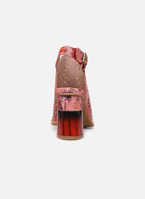 Sandali e scarpe aperte Laura Vita Gucstoo 22 Rosso immagine destra