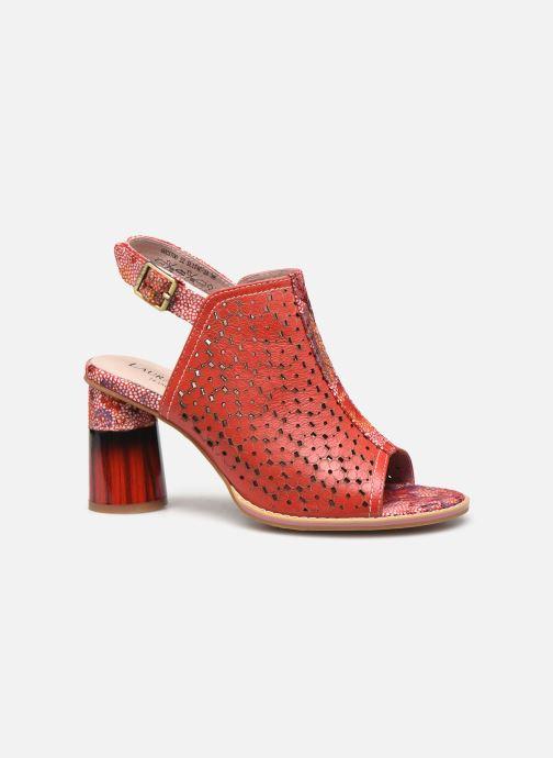 Sandali e scarpe aperte Laura Vita Gucstoo 22 Rosso immagine posteriore