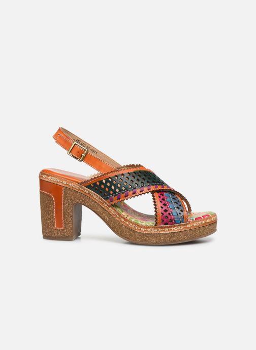 Sandales et nu-pieds Laura Vita Hecalo 02 Multicolore vue derrière